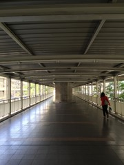 Skywalk at Chitlom, Bangkok
