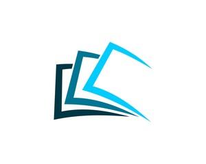 Blue Paper Logo