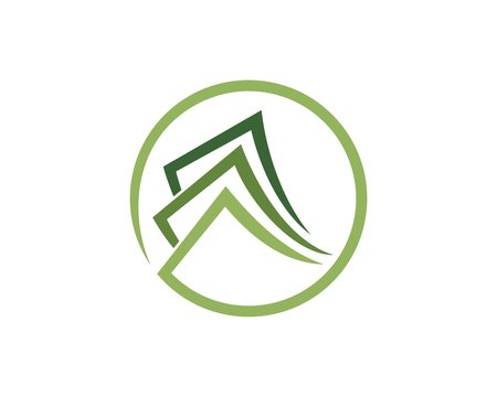 Money in Circle Logo