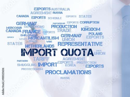 Import quota