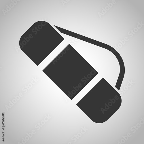 """""""yoga Mat Icon"""" Stock Image And Royalty-free Vector Files"""
