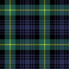 gordon tartan fabric texture plaid pattern seamless