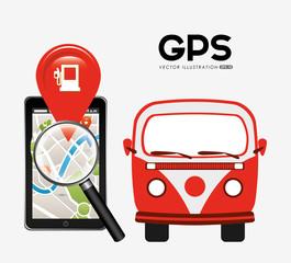 gps service design