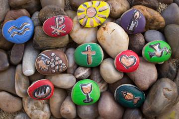 Christliche Symbole