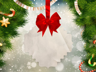 Christmas bells. EPS 10
