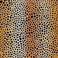 fur spots seamless pattern, gold mesh