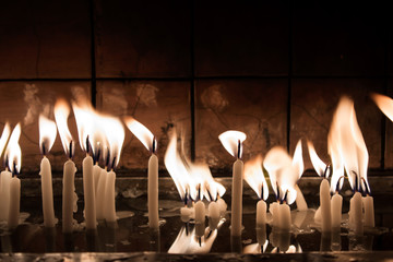 candle ligh,object