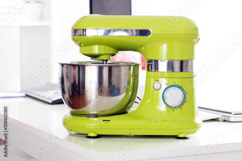 Grune Kuchenmaschine Stock Photo And Royalty Free Images On Fotolia