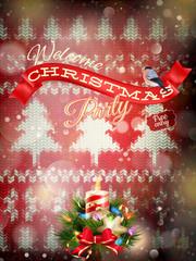 Christmas decoration. EPS 10