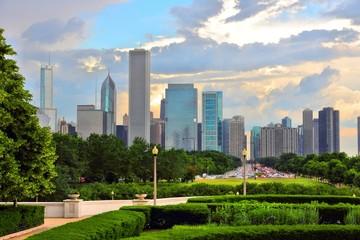 Photo sur Toile Chicago Chicago