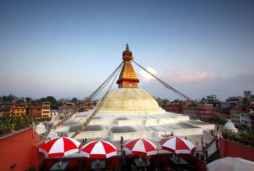 Boudhanath Stupa, Kathmandu Nepal