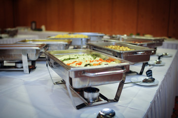 buffett catering