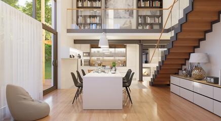 Modern Loft Apartment - Moderne Galeriewohnung
