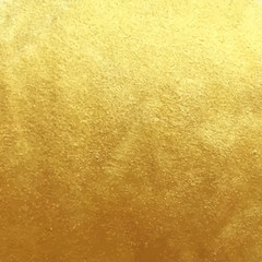 Golden foil background