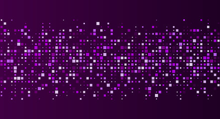 Purple abstract background.