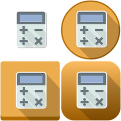 Calculator Icon Pack