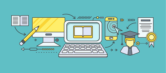 Distance Learning and Education