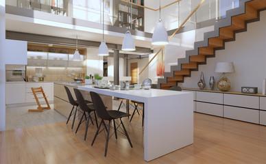 Galeriewohnung im Sonnenschein - Loft Apartment in sunlight