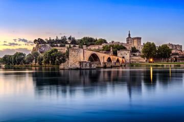 Saint-Bénezet , Avignon in France