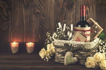 Romantic Valentine's Day background