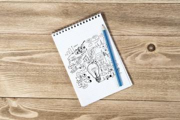 Sketching good ideas