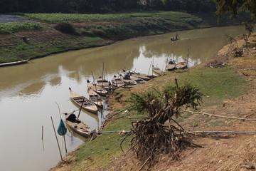 Fishing Village - Muslimisches Fischerdorf nahe Battambang