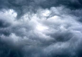 Keuken foto achterwand Hemel Dramatic Cloudscape Background