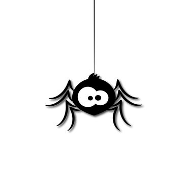 funny spider cartoon