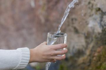 Agua fresca.
