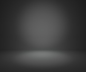dark gray gradient abstract background