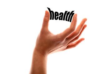 Smaller health concept