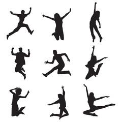 People Jump