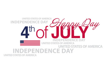 4th of July, independence day of America