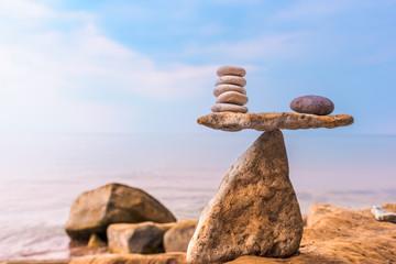 Zen-like of stones