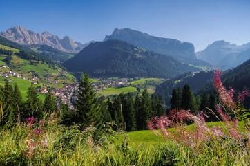Groedner Tal St. Christina - Val Gardena St. Christina in Alps