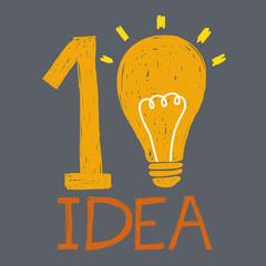 Idea and technology