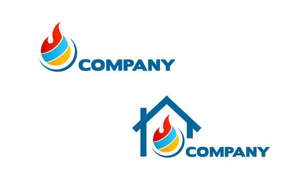 Logo Heizung-Sanitär 01