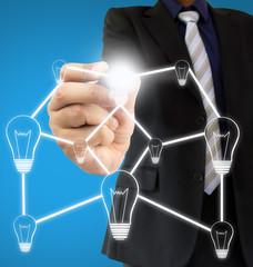 the ideas always spark other ideas