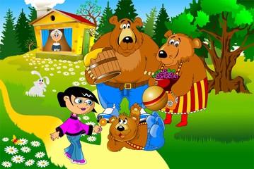 house bears