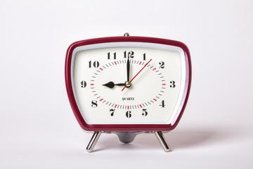 orologio alle nove in punto