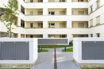 Gebäude Haus Fassade