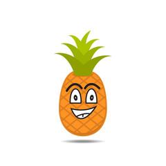 pineapple fruit character