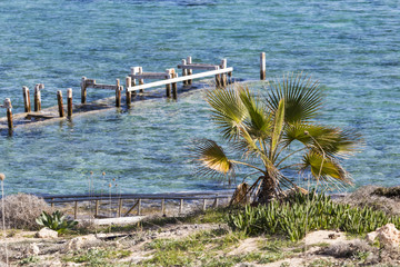 Mediterranean Sea.Cyprus