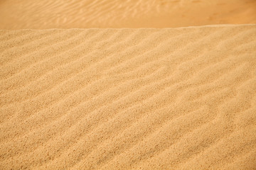sandy background