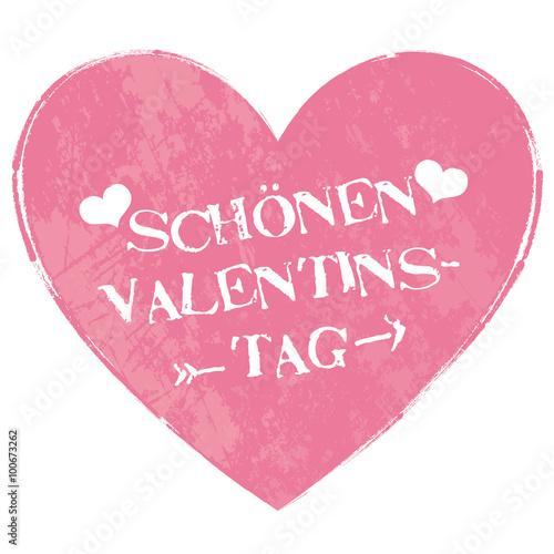 Schönen Valentinstag Herz Stockfotos Und Lizenzfreie Vektoren Auf