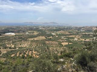 Schöne Landschaft auf der Insel Kos