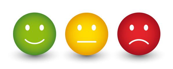 Feedback - Smily Buttons