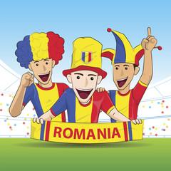 Romania Sport Fans