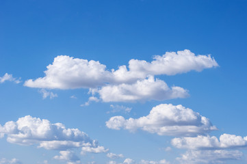 Fototapete - sky and clouds background