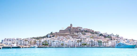 Ibiza panorama